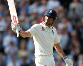 Alastair cooks scrumptious farewell, Joe Root and James Anderson add flavour