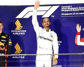 Motor racing: Team by team analysis of the Singapore Grand Prix