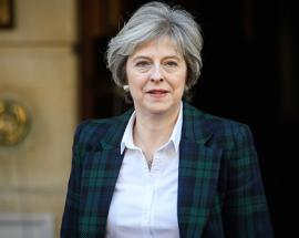 British PM Theresa May says 'trust me' on Brexit