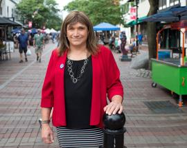 US transgender woman wins Democratic nod for governor in Vermont