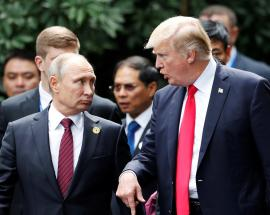 Vienna being considered as venue for possible Putin-Trump summit: Kremlin