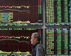 China's yuan, stocks down as US fires fresh trade salvo