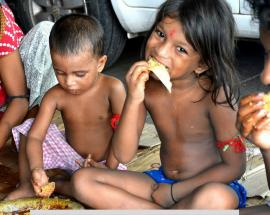 Children's Day: No child should go to bed hungry