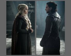 Game of Thrones: When fire met ice