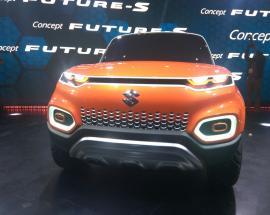 Auto Expo 2018: Maruti Suzuki unveils compact car Concept Future-S