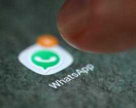 WhatsApp 'forwarded message' feature in the offing?