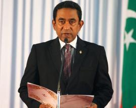 Maldives President lifts state of emergency
