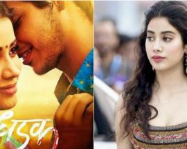 'Dhadak' does not whitewash the 'harsh reality', says Janhvi Kapoor
