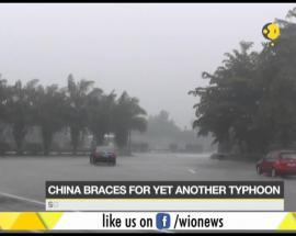 Typhoon Bebinca to hit Southern China
