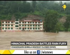 Heavy rains trigger landslides in Himachal Pradesh; 16 killed in rain related accidents