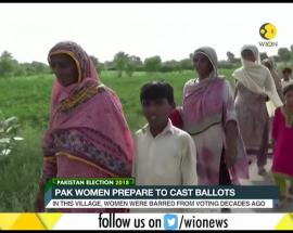 Pakistan Election 2018: Big push for women's rights in Pakistan
