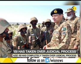ISI meddling in judicial matters, alleges Islamabad judge