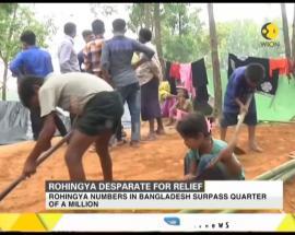 Bangladeshi Govt instruct locals to feed Rohingyas'