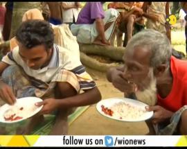 300K refugees turn to Bangladesh: UN