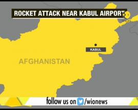 Rockets lands near Kabul Airport after US Defence Secretary Mattis arrives