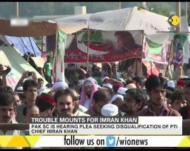 Pakistan: Trouble mounts for Imran Khan