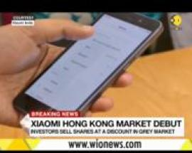 Xiaomi shares disappointment on Day 1: Shares fall by 6 per cent