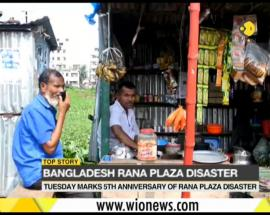 Breaking News: Five years and no justice for the victims of Rana Plaza disaster in Bangladesh