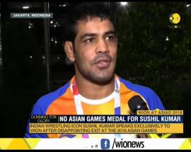 Asian Games 2018: Sushil Kumar crashes out without a medal