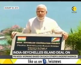 WION Dispatch: PM Modi confirms on India-Seychelles' Assumption Island naval base