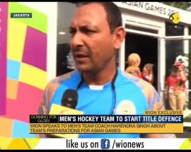 Asian Games 2018: Men's hockey to start title defence today