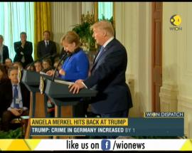 WION Dispatch: US President Donald Trump under fire over immigration policy