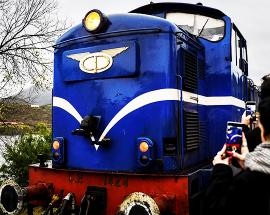 Portugal's presidential train: A culinary time capsule