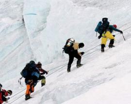 Watch: Body of Japanese climber who died on Everest brought to Kathmandu
