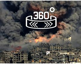 360 WION: Rare view of life in Gaza