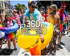 360 WION: Bay to Breakers- Only in San Francisco!