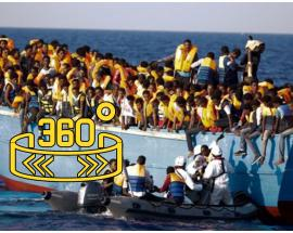 360 WION: Emotional account of rescuing migrants from Mediterranean