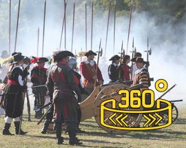 360 WION: White Mountain battle of 1620 revisited