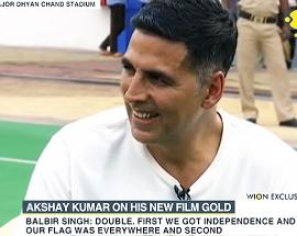 Akshay Kumar to WION: If we make sports compulsory, imagine the number of champions India will produce