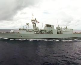Watch: China joins largest Australian military exercise