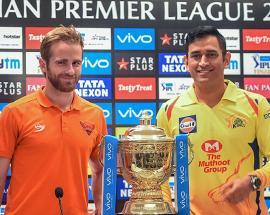 IPL 2018, Final: Its MS Dhoni vs Kane Williamson