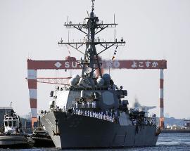 Watch: Ahead of Trump-Kim talks, US bolsters Seventh Fleet near Japan