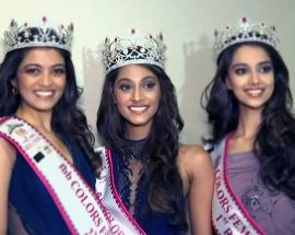 Newly crowned Miss India wants to help transgender community