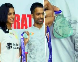 Badminton star PV Sindhu eyes Asian Games glory