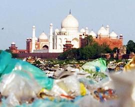 Pollution 'killing' India's iconic Taj Mahal