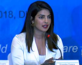 Priyanka Chopra urges more support for Rohingya refugees