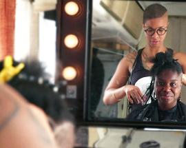Changing genderqueer lives, one haircut at a time