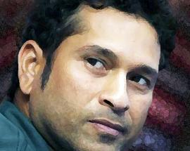 Happy birthday Sachin: A look back at first ball he faced in his career