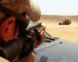 Watch: US army exercises in Africa aims to combat extremists