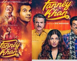 Anil Kapoor, Aishwarya Rai starrer 'Fanney Khan' hits  screens