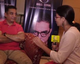 Exclusive: WION talks to Kamal Hassan on his new show 'Big Boss'