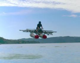 Flying cars are almost a reality