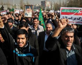 Iran's supreme leader Khamenei sees Israel hand behind riots
