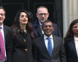 Video: Murder, money and mayhem in the Maldives