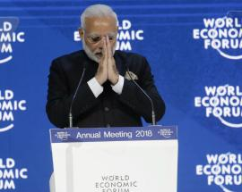 PM Modi: India means business