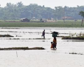 Massive floods hit South Asia